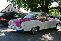 Borgward Isabella (ivlys) Tags: kornsand auto car bordward isabella coupe ivlys