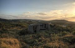 View across Alderney (neilalderney123) Tags: 2016neilhoward alderney nazi landscape olympus omd
