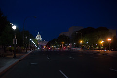 Capitol Building looking down Pennsylvania Ave (Diacritical) Tags: washington washingtondc august102016 leicacameraag leicamtyp240 summiluxm11435asph f20 sec centerweightedaverage capitol pennsylvaniaavenue