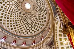 Mosta Rotunda Dome (glank27) Tags: mosta architecture dome church photography canon eos 70d efs 1585mm f3556 round catholic karl glanville malta