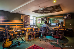 3rd Planet Recording Studios (mobilevirgin) Tags: liverpool music 3rdplanet jose hdr