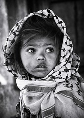 Wonderful  girl in b&w (daniele romagnoli - Tanks for 14 million views) Tags: gujarat sguardo    indien india romagnolidaniele d810 nikon asia  inde indiana indiani  strada street road bianconero biancoenero bw indie portrait ritratto blackandwhite face monocromo monochrome kolkata donna occhi eyes bellezza bambina girl