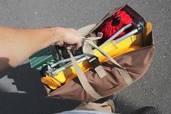 CAPTAIN STAG - Toto bag (M-1681) (MIKI Yoshihito. (#mikiyoshihito)) Tags: captain stag captainstag outdoor camp camping     m1681 tote totebag suv suvlife vanlife