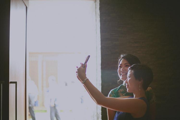 婚禮攝影-自拍