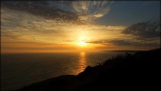 Whitsands Sunset (explored)