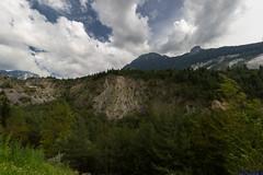 IMG_4980 (Matteo Scotty) Tags: canon estate 2016 sotto il cielo nuvole diga del vajont montagna