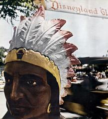 Show Business Illustrated, October 31, 1961 03 - Disneyland '61 (Tom Simpson) Tags: disney vintage disneyland vintagedisney vintagedisneyland 1961 1960s nativeamerican headdress