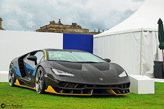 Lamborghini Centenario (Marcinek_55) Tags: lamborghini centenario lamborghinicentenario carbon salonprive concours supercarsoflondon supercarsinlondon londonsupercars supercars supercar hypercar hypercars sportcar sportcars exotic exotics race street legal blue black wheels supervetura fast photography marcini wojciechowski marcinek 55 marcinek55 uk england london wilton classic day weekend salisbury pistonheads petrolhead petrol european limited awesome ultra rare performance spoiler outdoor car vehicle salon prive blenheim palace oxford united kingdom italy italian