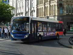Stagecoach Manchester 36113 - MX59 JDU (North West Transport Photos) Tags: stagecoach stagecoachmanchester adl alexanderdennis enviro enviro200 e200 e20d mx59jdu 36113 manchester bus