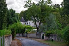 Athe-sur-Cher (Indre-et-Loire) (sybarite48) Tags: athesurcher indreetloire france rue strase street   call  strada straat ulica rua  sokak ruedelaqueduc