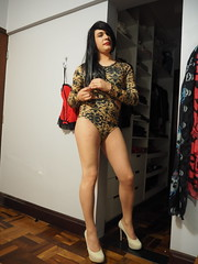 2016.07-25 (SamyOliver) Tags: samycd samyoliver samanthaoliver samy samantha married brazil brazilian crossdress crossdresser genderfluid brunette heels highheels shoes oliver sensual transvestite transformista tranny shemale