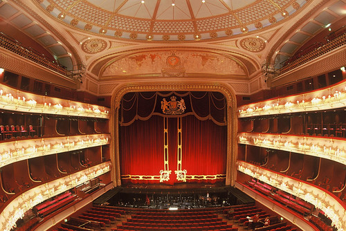 The royal opera house london
