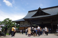 Chusonji Temple (tttske_C) Tags: japan iwate 岩手県 hiraizumi chusonjitemple 平泉町 中尊寺