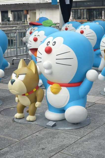 香港海港城 你睇!!哆啦A夢嚟啦!誕生前100年祭 展覽
