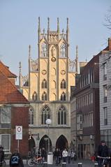DSC_0383 (sacratomato_hr) Tags: city germany deutschland hall rathaus mnster