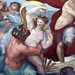 Raphael, Galatea, detail with abduction
