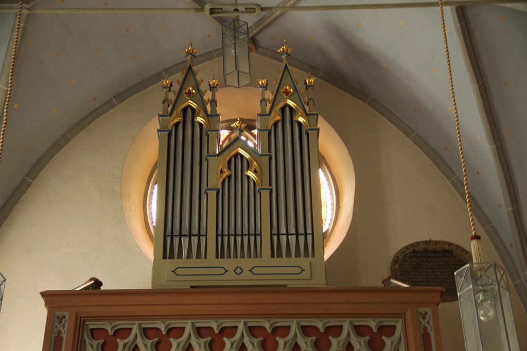 The World's newest photos of organ and wallfahrtskirche ...