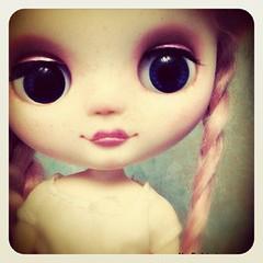 Alanna's Girl #middie #middieblythe #blythe #custommiddie #mydeliciousblisscustom