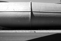 kroneckerstrae (g.mittelberg) Tags: berlin germany concrete schwarzweiss beton concreto adlershof yourfavorites bton 4321 windkanal swbw copyrightgerdmittelberg zeissdywidagverfahren yf4321