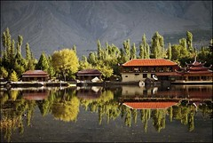Shangrella resort Skardu Pakistan (saleem shahid) Tags: