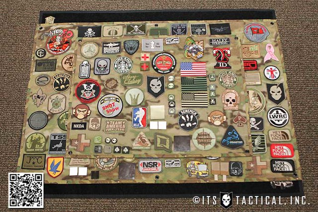 Morale Patch Panel Offerings 06