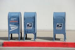 Express Mail (Eric Demarcq) Tags: california ca street colors america la losangeles view westcoast expressmail uspostal laweekly latimes laist explored canoneos600 ericdemarcq
