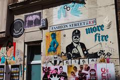 Fashion Street (justingreen19) Tags: streetart london e1 fashionstreet eastend eastlondon londone1 londongraffiti londonstreetart eastendlondon londonmural justingreen19 justingreenphotography