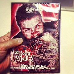 "ROH DVD ""Best In The World 2012"" (Freebirds Taka) Tags: dvd wrestling ringofhonor iphone roh kevinsteen daveyrichards instagram bestintheworld2012"