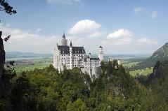 Neuschwanstein (MoWy.) Tags: viaje nikon europa agosto neuschwanstein castillo 2012 baviera d90 mowy