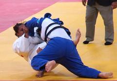 P8030386-a (photozaki) Tags: judo london2012 london2012olympicgames olympicjudo2012 womens78kgjudo gulzhanissanovakazakhstan mariasuelenalthemanbrazil