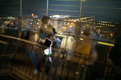 light rubik part II (sparth) Tags: seattle leica reflection glass mirror washington downtown child part reflet ii wa spaceneedle 2012 downtownseattle m9 part2 leicam9 lightrubik