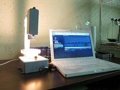 Testing wort with SpectralWorkbench (jeferonix) Tags: beer diy yeast spectrometer plots spectrometry openhardware openscience publiclaboratory mysticbrewery