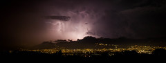Storm (Lele_cir93) Tags: panorama napoli notturno temporale tempesta fulmini