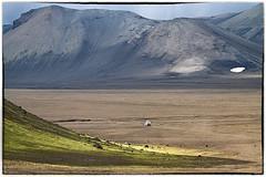 Toyota Solitario - Landmannalaugar (Roberto Valt) Tags: panorama mountain green canon landscape landscapes iceland scenario paesaggi montagna paesaggio islanda landmannalaugar canon7d icelanddreaming
