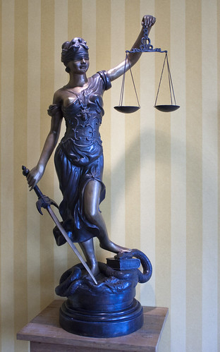 Lady Justice, From FlickrPhotos