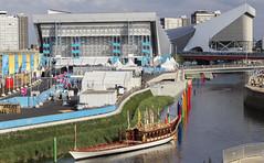 Gloriana, Water Polo Arena and Aquatics Centre (Katy/BlueyBirdy