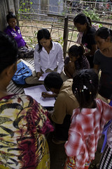 Evictees from Borei Keila (Keith Kelly) Tags: camp asia cambodge cambodia seasia southeastasia kh shelter evictees kampuchea boreikeila landeviction christianworks rockfoundationcambodia
