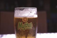 Mythos (seustace2003) Tags: colour beer foto pentax kodak cerveza iso greece grecia bier 100 van elitechrome der birra extra pivo mz50 graaf griekenland grece