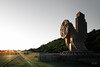 Montenegro - Niksic monument (sadaiche (Peter Franc)) Tags: sunset monument montenegro spomenik niksic niksich