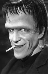 [CGM] [GOTH] Herman Munster - Fred Gwyn [THSP] (a r b o) Tags: comedy humor fred actor gwyn thespian performanceartist notmypicture hermanmunster themunsters idontknowanything fredgwyn