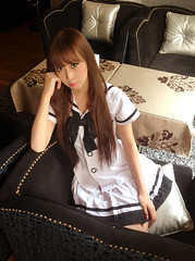 Chp bng Ipad ! (Hatphoenix) Tags: cute girl beautiful beauty angel asian asia charm teen lovely kute hatphoenix