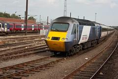 East Coast 43312 at Neville Hill Depot (Simon.Davison.Photography) Tags: train diesel leeds depot passenger 43 eastcoast 125 hst highspeedtrain class43 43312 nevillehill nevillehilldepot