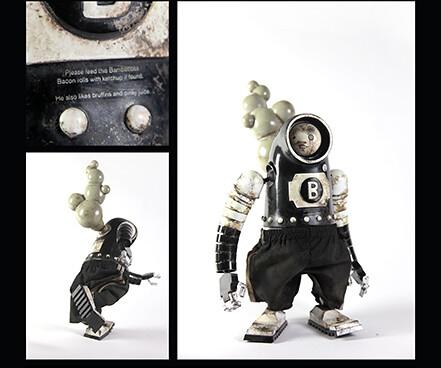 threeA - Bambaboss 01 Panda-Boss