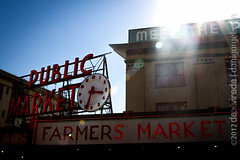 "Pike Place Market. Seattle, WA, USA • <a style=""font-size:0.8em;"" href=""http://www.flickr.com/photos/35947960@N00/8000416992/"" target=""_blank"">View on Flickr</a>"