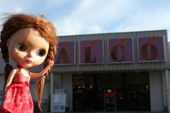 Alco at ALCO (obsessivelystitching - StitchWhipped) Tags: blythe alco bl customblythe blblythe guywholovesblythe