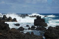 Lava waves (Photonoumi) Tags: lava waves mauihawaii ontheroadtohana lavawaves