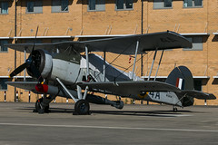 Navy Wings Swordfish (Sam Wise) Tags: station air navy royal somerset fairey british naval forces armed yeovilton sowrdfish