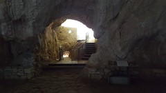 Gole del Salinello - cave exit (GlobalQuiz.org) Tags: cave caveofstmichaelangelo gole del salinello mountains trekking