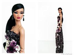 Amethyst Bloom (DK Dolls) Tags: jason fashion doll desert faded bloom amethyst wu fr royalty sato integrity fr2 fr3 kyori aquatalis