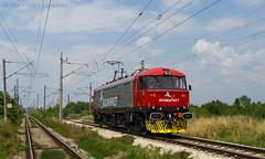 Cassiopeia`s first steps in Bulgaria (Radler.z) Tags: bulmarket locomotive 86 702 iskar rail bulgaria private operator poduyane
